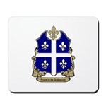Proud Quebecois Mousepad