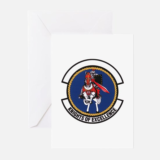 8th Logistics Support Greeting Cards (Pk of 10