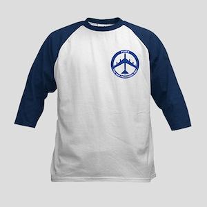 B-52G Peace Sign Kids Baseball Jersey