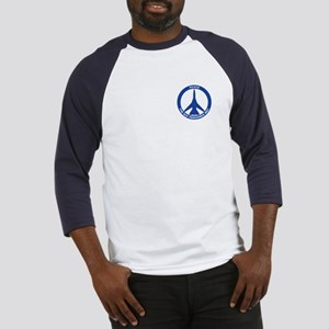 FB-111A Peace Sign Baseball Jersey