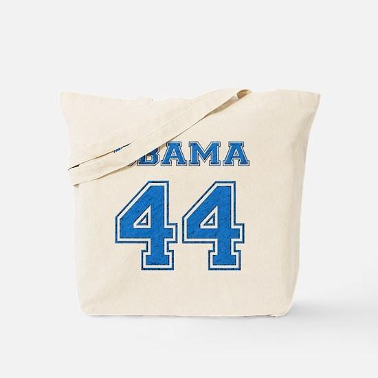 OBAMA 44: Tote Bag