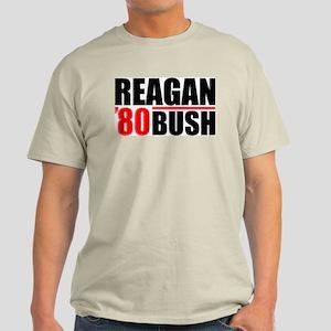 Reagan/Bush '80 Color T-Shirt