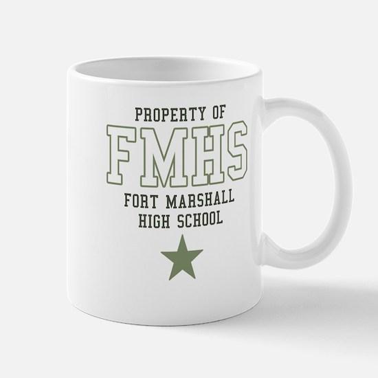 FMHS Fort Marshall High Schoo Mug