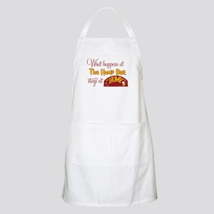 What Happens in the Hump Bar Apron