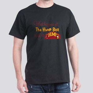 What Happens in the Hump Bar Dark T-Shirt
