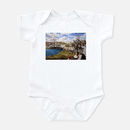 North Bridge Infant Bodysuit