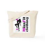 Missfit Clothing Tote Bag