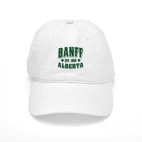 Banff Old Style Green Cap