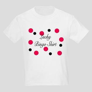 Lucky Bingo Shirt Kids Light T-Shirt