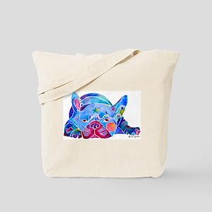 French Bulldog Frenchies Tote Bag