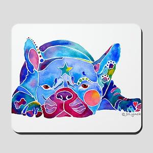 French Bulldog Frenchies Mousepad