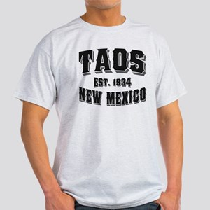 Taos Old Style Black Light T-Shirt