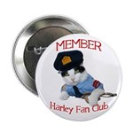 "Harley Fan Club 2.25"" Button (10 pack)"