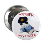 """Harley Fan Club 2.25"""" Button"""