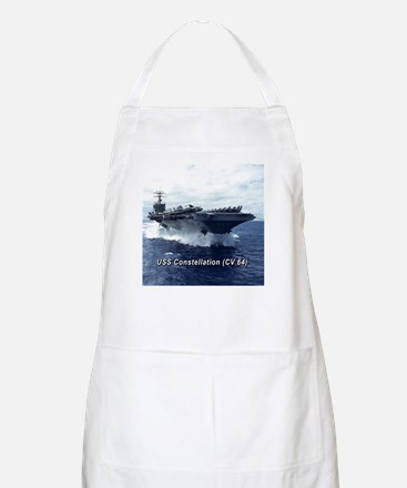 USS Constellation (CV 64) BBQ Apron