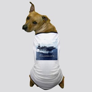 USS Constellation (CV 64) Dog T-Shirt