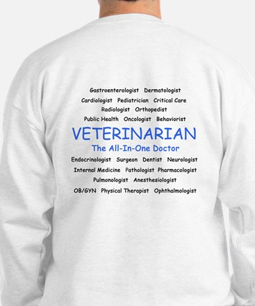 Veterinarian The All-In-One D Sweater