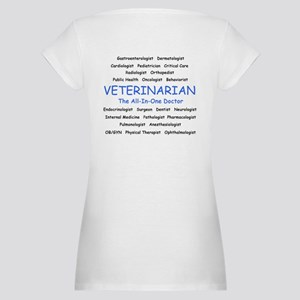 Veterinarian The All-In-One D Maternity T-Shirt