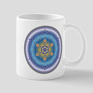 Divive Harmony Mandala Mug