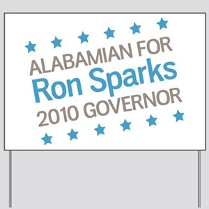 Alabamian for Sparks Yard Sign