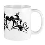 Deer Emblem Mug