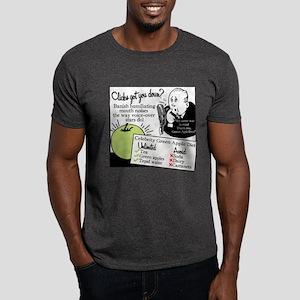Green Apple Diet Dark T-Shirt