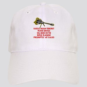 Terrorist Prayer Services Cap