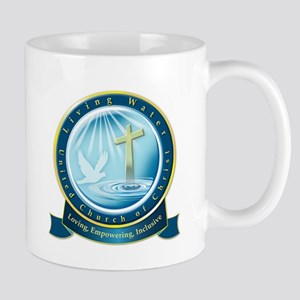 Living Water UCC Logo Mug