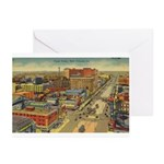 Canal Street 1930 Cards (Pk of 10)