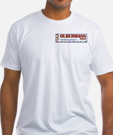 Fitted OlbyWatch T-Shirt