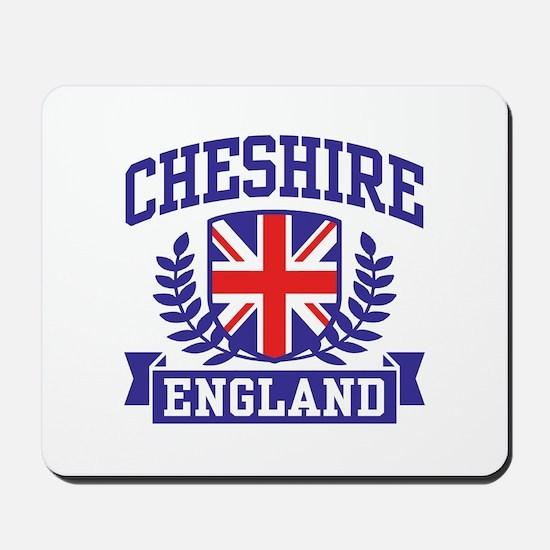 Cheshire England Mousepad