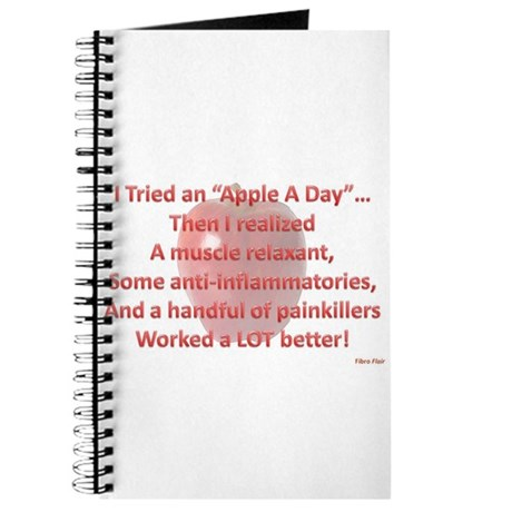 Apple A Day Journal