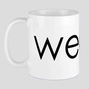 WEEZE Mug