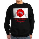 Stop Dolphin Slaughter Sweatshirt (dark)