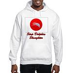 Stop Dolphin Slaughter Hooded Sweatshirt