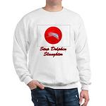 Stop Dolphin Slaughter Sweatshirt