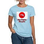 Stop Dolphin Slaughter Women's Light T-Shirt
