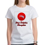 Stop Dolphin Slaughter Women's T-Shirt