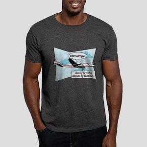 Travel with Mics Dark T-Shirt