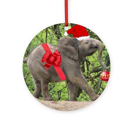 santa baby Ornament (Round)