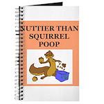 nutty crazy Journal