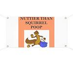 nutty crazy Banner