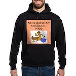 nutty crazy Hoodie (dark)