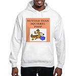 nutty crazy Hooded Sweatshirt