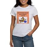nutty crazy Women's T-Shirt