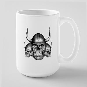 Viking Skulls Large Mug