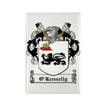 O'Kennelly Coat of Arms Rectangle Magnet (10 pack)