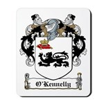 O'Kennelly Coat of Arms Mousepad