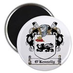 O'Kennelly Coat of Arms Magnet