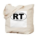 River Terrace Decal-Style Tote Bag